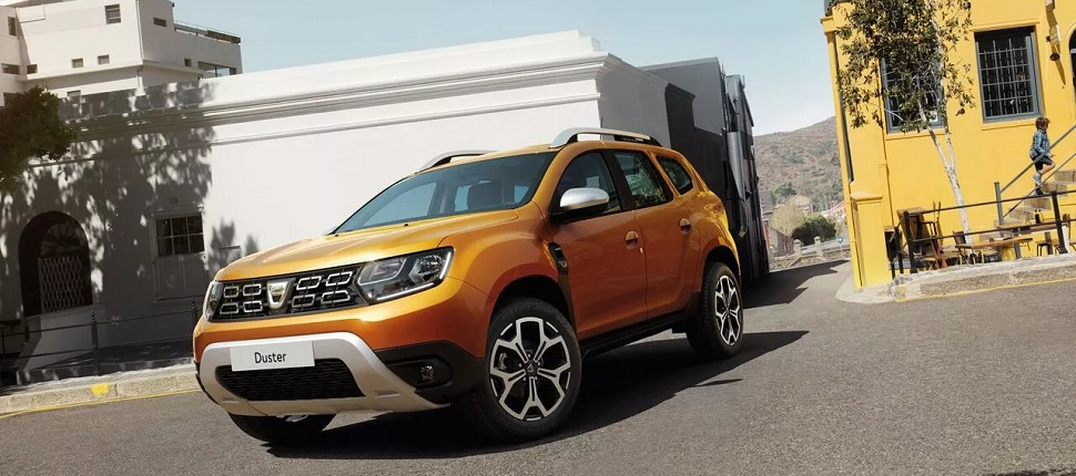 Yeni Dacia Duster'ın hedefi düşük karbon salımı