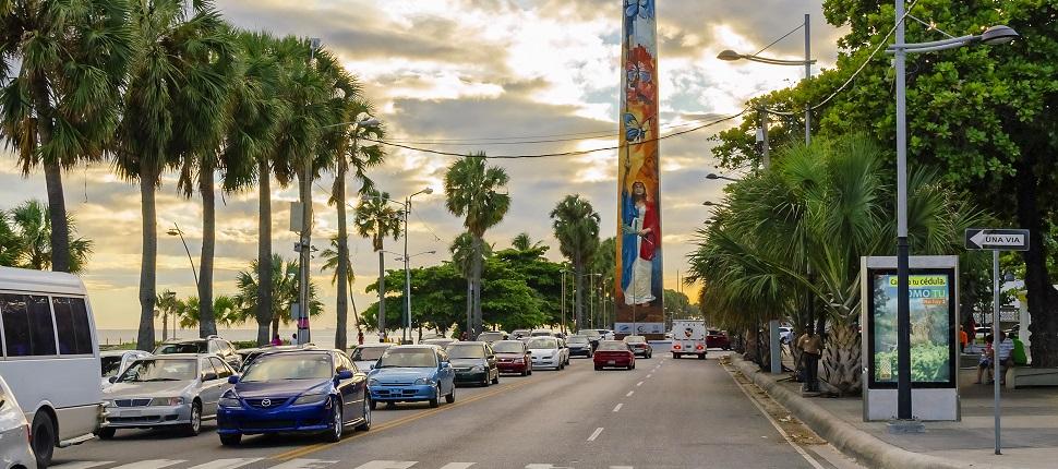 Dominik'te LPG geleneksel yakıtlara karşı