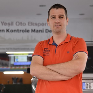 Halil İbrahim Daştan / Oto Ekspertiz