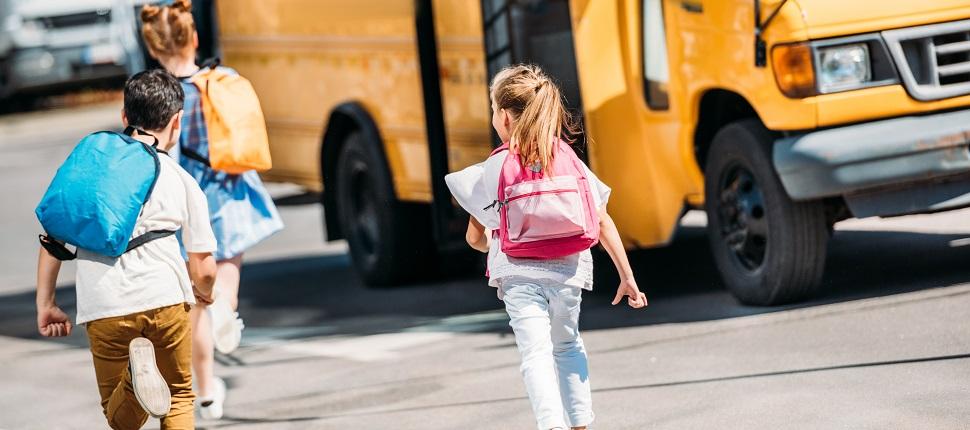 Temiz ulaşımda önemli bir adım: LPG'li okul servisleri