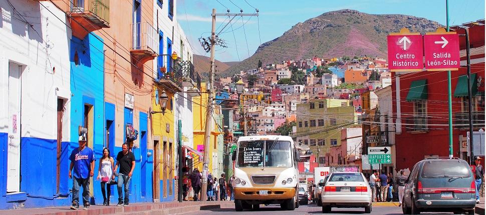 Meksika'da belediye araçları için tercih LPG'den yana
