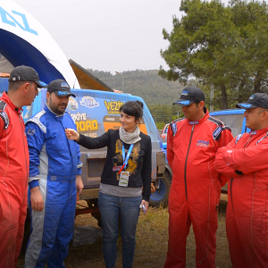Veziroff'lu yarışçılara Aygaz Otogaz'dan destek