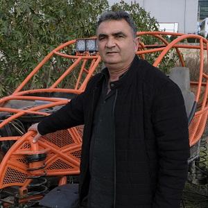 Ercan Kurnaz / LPG'li arazi aracının sahibi