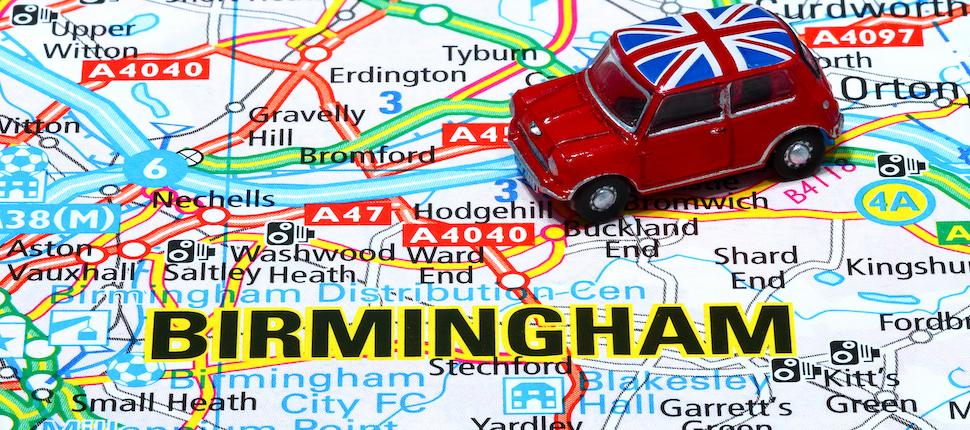 Birmingham'a yeni bir LPG istasyonu